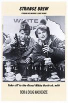 The Adventures of Bob & Doug McKenzie: Strange Brew - Movie Cover (xs thumbnail)