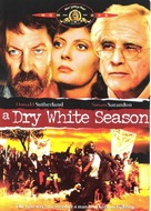 A Dry White Season - DVD movie cover (xs thumbnail)