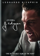J. Edgar - DVD movie cover (xs thumbnail)