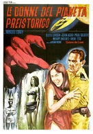 Women of the Prehistoric Planet - Italian Movie Poster (xs thumbnail)