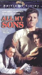 All My Sons - VHS movie cover (xs thumbnail)