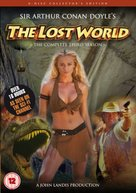 """The Lost World"" - British Movie Cover (xs thumbnail)"