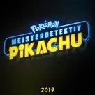 Pokémon: Detective Pikachu - German Logo (xs thumbnail)