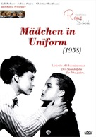 Mädchen in Uniform - German Movie Cover (xs thumbnail)