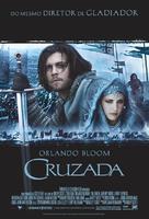 Kingdom of Heaven - Brazilian Movie Poster (xs thumbnail)