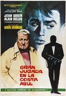 Mélodie en sous-sol - Spanish Movie Poster (xs thumbnail)