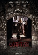 La vampira de Barcelona - International Movie Poster (xs thumbnail)