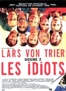 Idioterne - French Movie Poster (xs thumbnail)