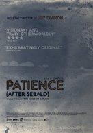 Patience (After Sebald) - British Movie Poster (xs thumbnail)