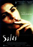 Solas - German Movie Poster (xs thumbnail)