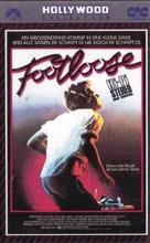 Footloose - German Movie Cover (xs thumbnail)