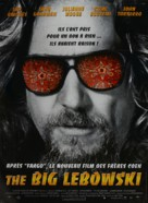The Big Lebowski - French Movie Poster (xs thumbnail)