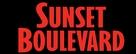 Sunset Blvd. - Logo (xs thumbnail)