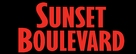 Sunset Blvd. - Logo (xs thumbnail)
