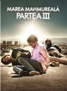 The Hangover Part III - Romanian DVD cover (xs thumbnail)