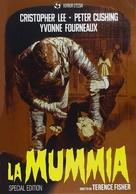 The Mummy - Italian DVD cover (xs thumbnail)
