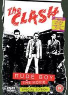 Rude Boy - British DVD cover (xs thumbnail)