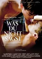 Come non detto - German Movie Poster (xs thumbnail)