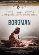 Borgman - German Movie Poster (xs thumbnail)