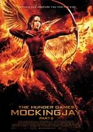 The Hunger Games: Mockingjay - Part 2 - Dutch Movie Poster (xs thumbnail)