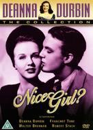 Nice Girl? - British DVD movie cover (xs thumbnail)
