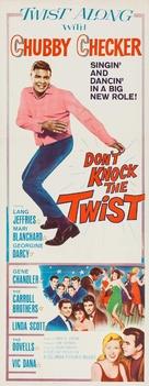 Don't Knock the Twist - Movie Poster (xs thumbnail)