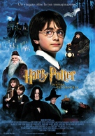 Harry Potter and the Sorcerer's Stone - Italian Movie Poster (xs thumbnail)