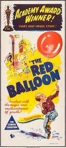 Le ballon rouge - Australian Movie Poster (xs thumbnail)
