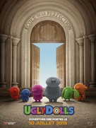 UglyDolls - French Movie Poster (xs thumbnail)