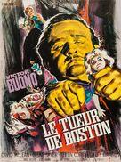 The Strangler - French Movie Poster (xs thumbnail)
