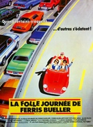 Ferris Bueller's Day Off - French Movie Poster (xs thumbnail)