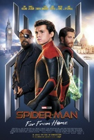 Spider-Man: Far From Home - Dutch Movie Poster (xs thumbnail)