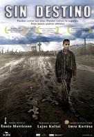 Sorstalanság - Spanish Movie Poster (xs thumbnail)