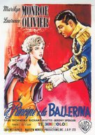 The Prince and the Showgirl - Italian Movie Poster (xs thumbnail)