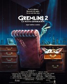 Gremlins 2: The New Batch - Spanish Movie Poster (xs thumbnail)