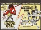 Li Hsiao Lung chuan chi - British Combo movie poster (xs thumbnail)
