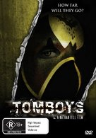 Tomboys - Australian Movie Cover (xs thumbnail)