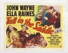 Tall in the Saddle - Movie Poster (xs thumbnail)