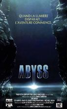 The Abyss - French VHS movie cover (xs thumbnail)