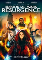 The Immortal Wars: Resurgence - Movie Cover (xs thumbnail)