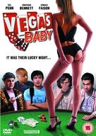 Bachelor Party Vegas - British DVD movie cover (xs thumbnail)
