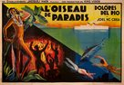 Bird of Paradise - French Movie Poster (xs thumbnail)