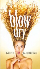 Blow Dry - Finnish VHS movie cover (xs thumbnail)