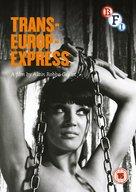 Trans-Europ-Express - British DVD cover (xs thumbnail)