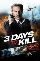 3 Days to Kill - British Movie Poster (xs thumbnail)
