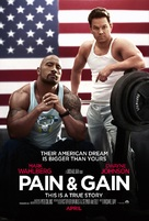 Pain & Gain - Movie Poster (xs thumbnail)