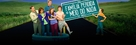 """""""The Middle"""" - Brazilian Movie Poster (xs thumbnail)"""