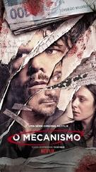 """O Mecanismo"" - Brazilian Movie Poster (xs thumbnail)"