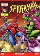"""Spider-Man"" - British DVD movie cover (xs thumbnail)"