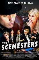 The Scenesters - Movie Poster (xs thumbnail)